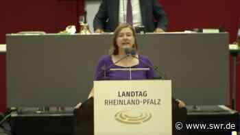 Katharina Binz (Grüne) und Matthias Lammert (CDU) zur Flüchtlingsdebatte - SWR