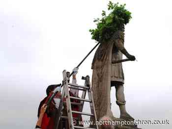 Historic Northampton Oak Apple Day ceremony to be broadcast online - Northampton Chronicle and Echo