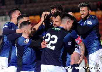 Contract extensions for Raith Rovers players are reward for title win - Fife Today