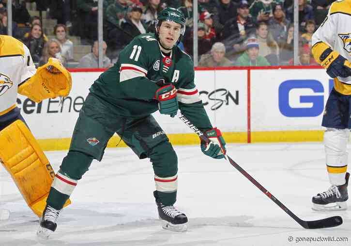 Why The Minnesota Wild Should not Trade Zach Parise