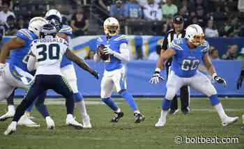 Five weakest positions of the Chargers depth chart