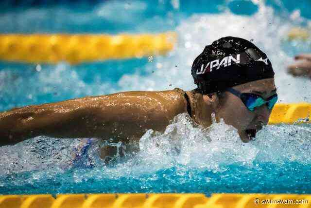 Exclusive Interview With Japanese Olympian Rikako Ikee