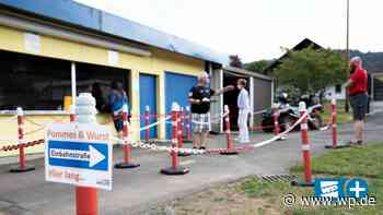 Hilchenbach: Neue Corona-Bade-Regeln Naturfreibad Müsen - Westfalenpost