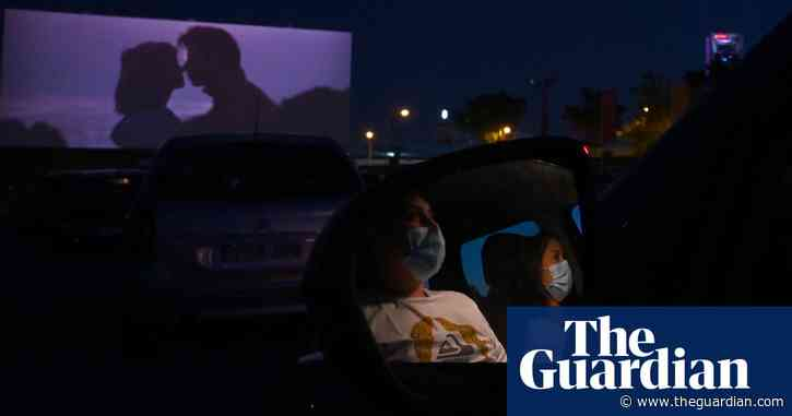 'Demand is huge': EU citizens flock to open-air cinemas as lockdown eases