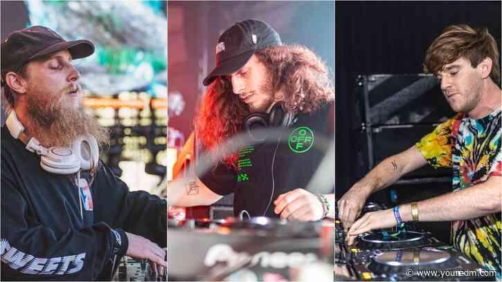 "NGHTMRE, Subtronics, & Boogie T Drop New Collaboration, ""Nuclear Bass Face"""