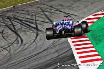 Perez e il traction-control... - FormulaPassion.it