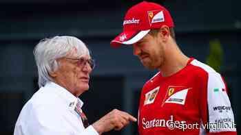 Formula 1, divorzio Ferrari-Vettel: la rivelazione di Ecclestone - Virgilio Sport