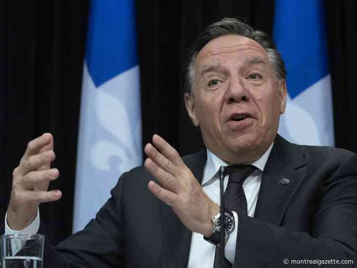 Macpherson: Legault's response to migrant 'angels' is embarrassing