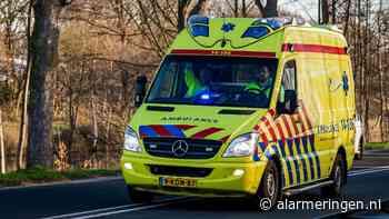 Ongeval met letsel op Veerlaan in Haastrecht - alarmeringen.nl - Alarmeringen.nl