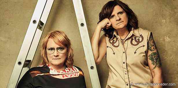 Indigo Girls see the past clearly on Look Long