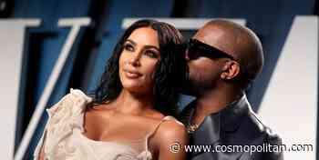 How Kim Kardashian and Kanye West celebrated their six year wedding anniversary in isolation - cosmopolitan.com
