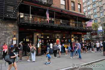 Coronavirus live updates: NYC on track to begin reopening June 8; businesses warn of virus risk - CNBC