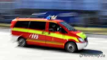 Mescheder Feuerwehr auf A46 in Bestwig im Einsatz - Westfalenpost