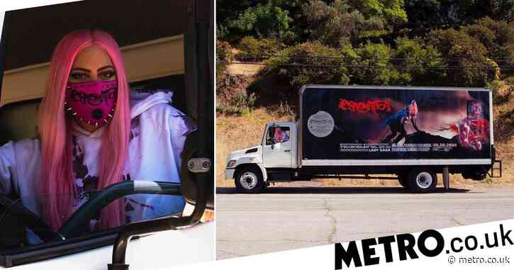 Lady Gaga fans making fake claims to FedEx about driving delivery truck – and they're not getting the joke