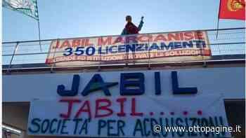 """Jabil: """"Presidiare lo stabilimento di Marcianise"""" - Ottopagine"""