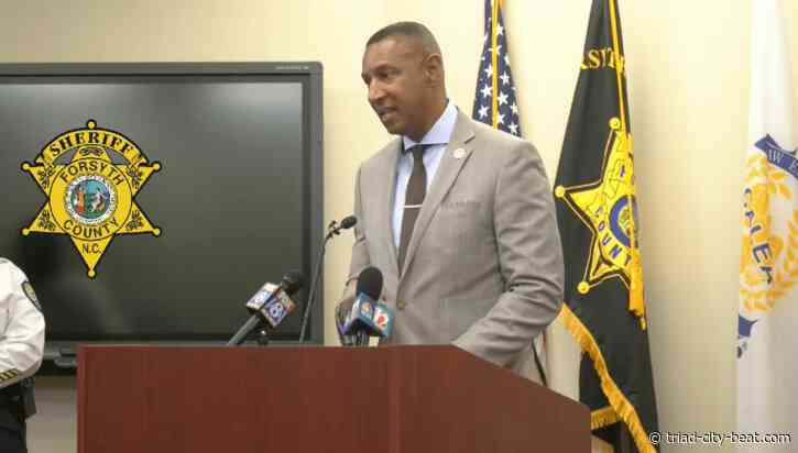 WSPD chief and Forsyth sheriff: George Floyd killing decimates community trust and tarnishes badge