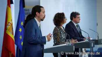 Corona-Krise: Spanische Regierung beschließt Grundeinkommen