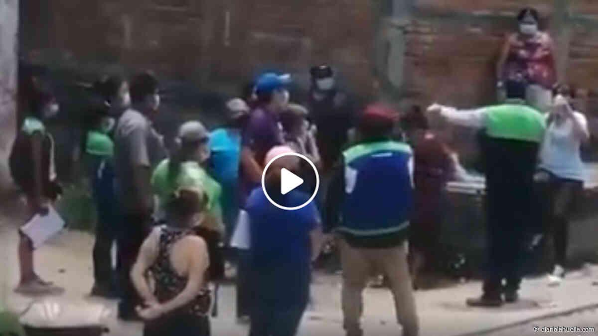 Crecen quejas y denuncias contra alcalde de Soyapango por «favorecer a militantes de ARENA con la entrega de víveres» - Diario La Huella