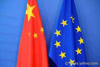 Caution on China from EU, West's 'soft underbelly'