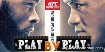 UFC on ESPN 9 'Woodley vs. Burns' Play-by-Play, Results & Round Scoring