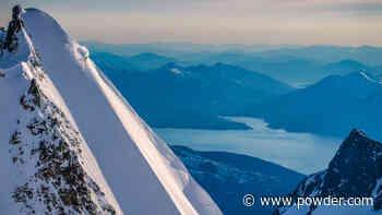 10 Stunning Ski Photos Deep in the Alaskan Coastal Mountains