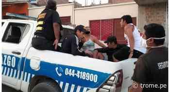 La Libertad: PNP interviene a 6 trabajadores del municipio de Chepén por participar de una fiesta en pleno toque de queda - Diario Trome