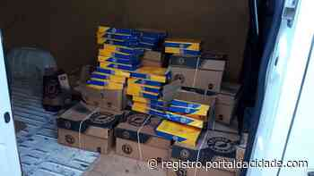 Polícia Civil prende dupla responsável por receptar carga furtada em Cajati - Adilson Cabral