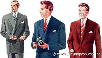 O tempo que usar terno e gravata era obrigatório - Jornal Opção