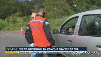 Após 15 dias de bloqueio, Prefeitura de Campina Grande do Sul determina fim do 'lockdown' na área rural - G1