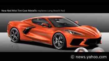 2021 Chevy Corvette base price won't increase