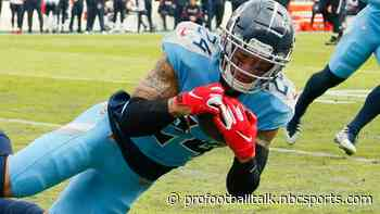 Kenny Vaccaro isn't worried about who will call defensive plays for Titans