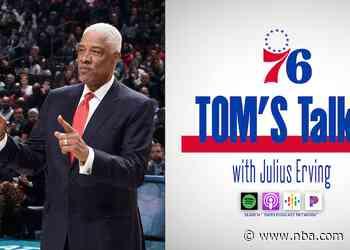 TOM's Talks | Julius Erving