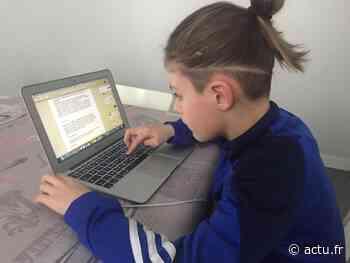 Yvelines. Confinement : le formidable journal de bord d'Ilhan, écolier à Viroflay - actu.fr