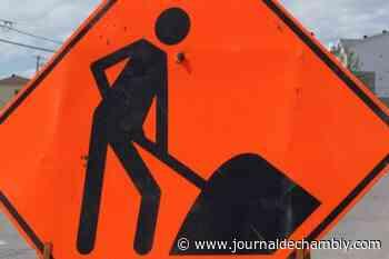 Un tronçon de l'autoroute 10 réasphalté - Le Journal de Chambly