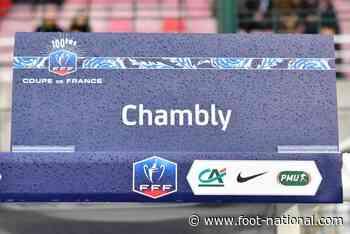 Chambly : un défenseur opéré et absent pour trois mois Chambly - Foot National