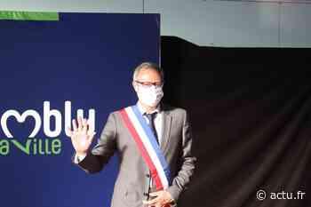 Chambly : David Lazarus repart pour six ans - actu.fr