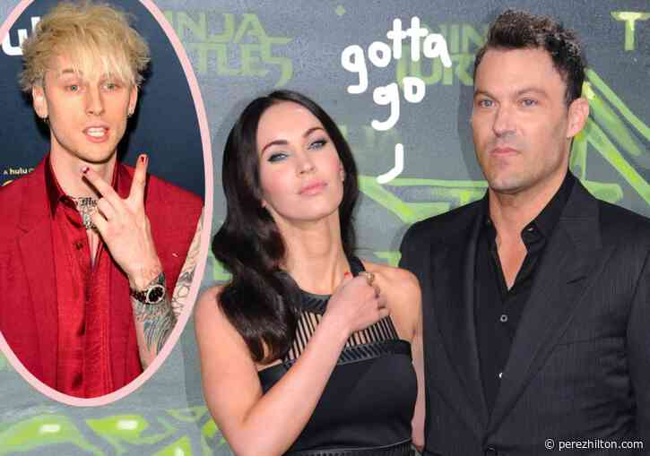 Megan Fox Thought Brian Austin Green Was 'Holding Her Back' From Being A Movie Star?!