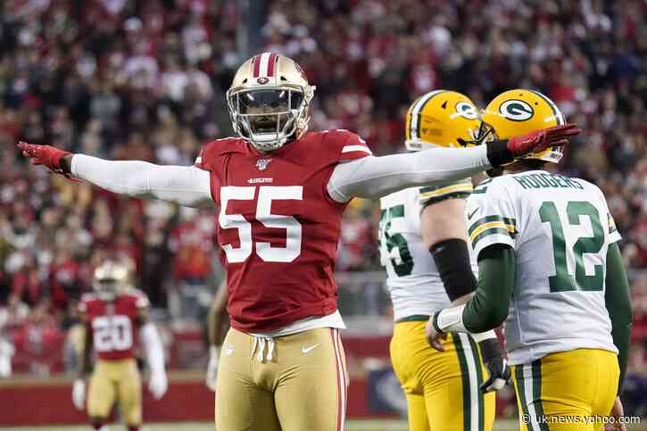 49ers edge rusher Dee Ford aims for healthy second season