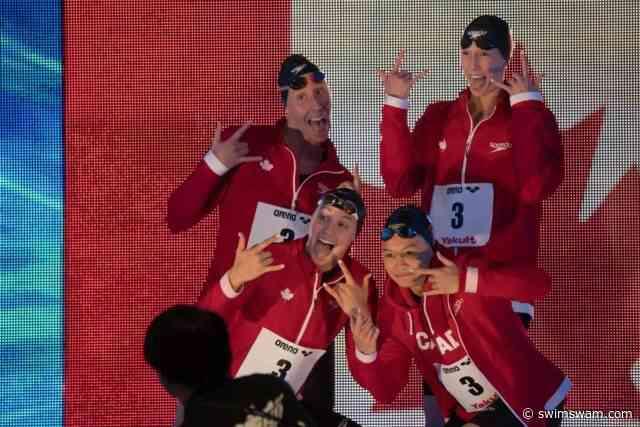 Swimming Canada Releases Return To Swimming Framework