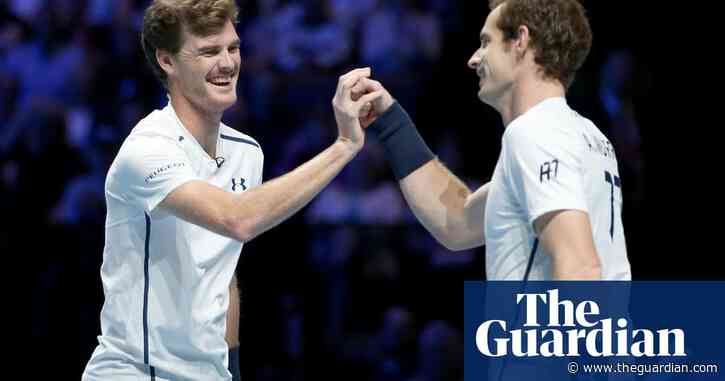 Andy Murray confirms plans for return next month at 'Battle of the Brits' - The Guardian