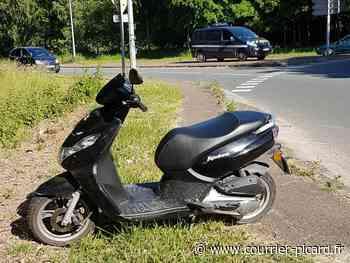 Scooter contre voiture, à Friville-Escarbotin: un blessé léger - Courrier Picard