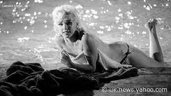 Marilyn Monroe was daring to go nude in last film 'Something's Got to Give' for this reason, says photographer