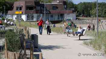 Harrislee: Die Promenade in Wassersleben strahlt in neuem Glanz   shz.de - shz.de
