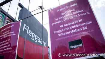 Grenzhandel wegen Grenzschließungen deutlich eingebrochen - Süddeutsche Zeitung