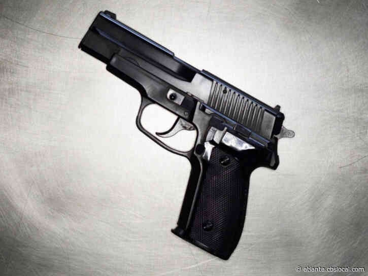 Cobb County Teenager Apparently Shot Accidentally