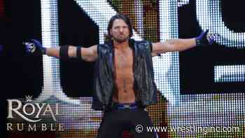 AJ Styles Talks Helping Ricochet And Cedric Alexander Stay Positive - Wrestling Inc.
