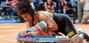 Community Champion: Parkland's Zoe Hankins goes out on top as wrestling state champion - KVIA El Paso