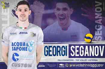 Top Volley Cisterna, arriva il palleggiatore Georgi Seganov - latinaoggi.eu