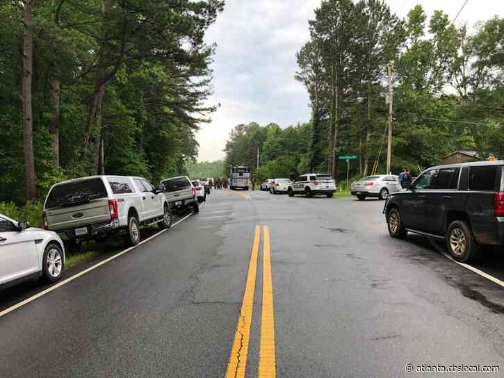 GBI Investigates Officer Involved Shooting in Snellville