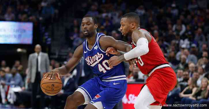 Harrison Barnes only wants the Kings to play again if the games matter